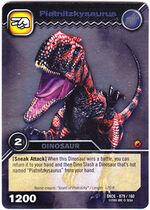 Piatnitzkysaurus TCG card