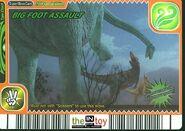 Bigfoot Assault Card