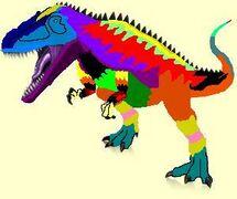 Super Megalosaurus