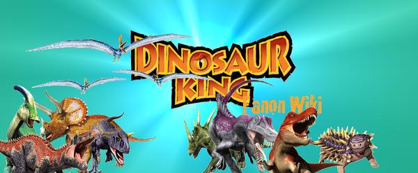 Dinosaur King Fanon Logo