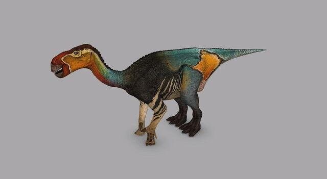 File:Dinosaur Revolution Iguanodon.JPG