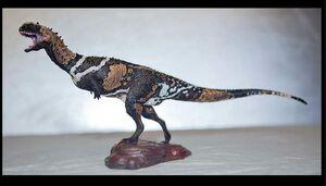 Majungasaurus by David Krentz