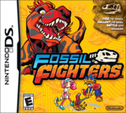 FossilFighters frontcover