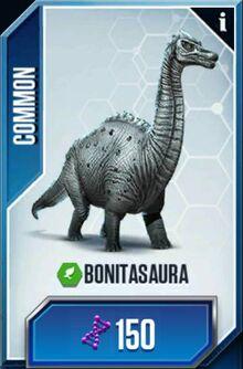 Bonitasaura JWTG