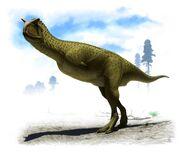 The Magnificent Carnotaurus