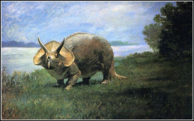 File:1901 Charlesknight triceratops.jpg