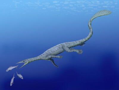 Endennasaurus BW