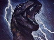 Rex roar
