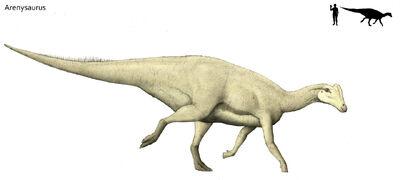Arenysaurus by hyrotrioskjan-d42ndot