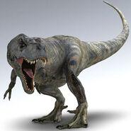 Jurassic Park T.Rex