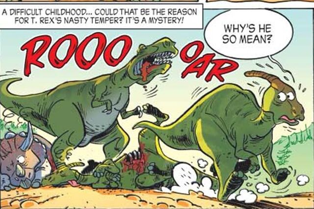 File:Dinosaurs Tyrannosaurus 2.jpg