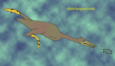 Asiahesperornis