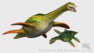 Plesiosaurusdino