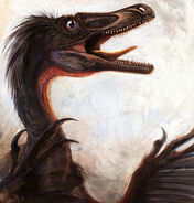 Velociraptor mongoliensis by cheungchungtat-d31r706