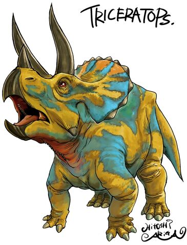 File:Triceratops by hitoshiariga-d4d6oxu.jpg