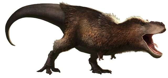File:Rjpalmer tyrannosaurusrex (white background).jpg