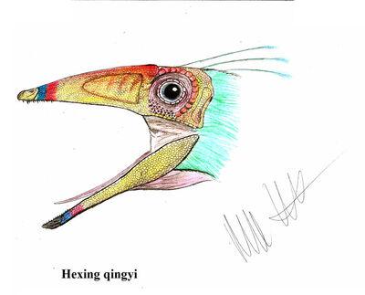 Hexing qingyi by teratophoneus-d55s54g