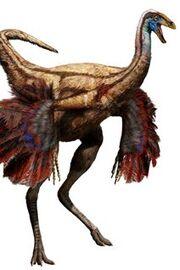 121025 l152v dinosaure-ornithomimus p5