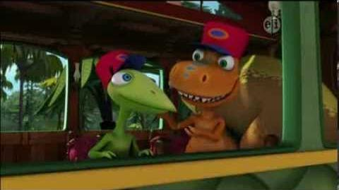 Dinosaur Train S02 Dinosaurs A to Z Part 1 ENGLISH