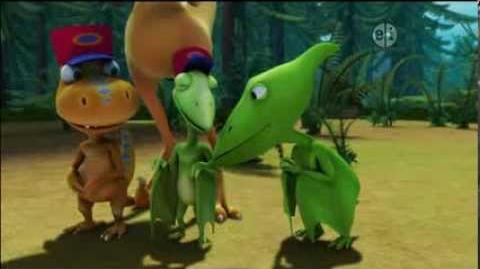 Dinosaur Train S02 Dinosaurs A to Z Part 2 ENGLISH