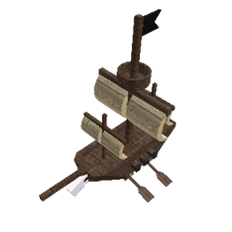 Pirateship thalassomedon