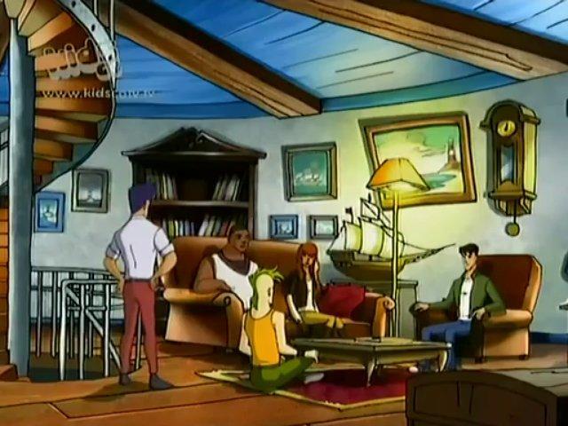 Dino Squad S02E13 The Trojan Dinosaur-3