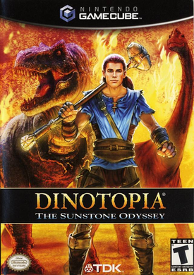 Dinotopia The Sunstone Odyssey