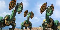 Gluphosaurs