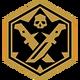 Melee Kills Lvl 3 (Badge)