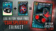 Up Your Arsenal - Coalsplitter