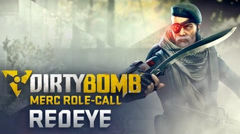 Dirty Bomb Redeye – Merc Role-Call
