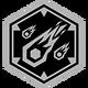 Rain of Fire (Badge)