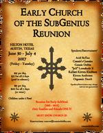 Early subgenius reunion 2017