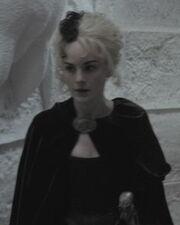Michelle Dockery as Susan Sto Helit