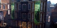 Art Dealer's Apartment