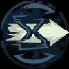 Transversal icon