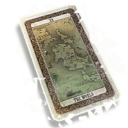 The Tarot Card The World