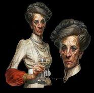 D2 aristocrat concept art