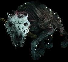 Gravehound render