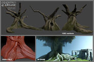 BW void tree