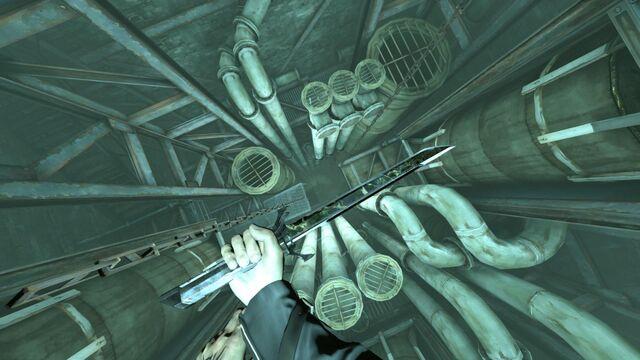 File:Corvo's Sword (Upgraded).jpg