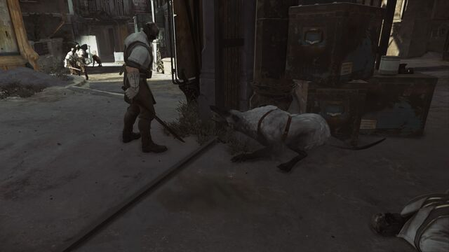 File:An Overseer fighting a wolfhound.jpg