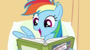 File:180px-Rainbow Dash enjoys reading S02E16.png