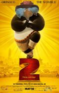 Kung Fun Womble 2 Poster