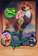 Soar (Disney and Sega Style) Poster
