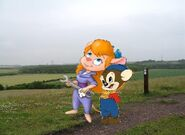 Gadget Hackwrench and Sniffles Pictures 04