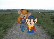 Gadget Hackwrench and Sniffles Pictures 05