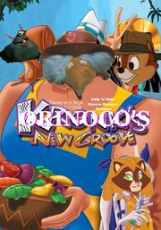 The Rescue Ranger's New Groove II Orinoco's New Groove Poster