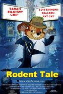 Rodent Tale Poster