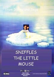 Sniffles the Little Mouse Poster